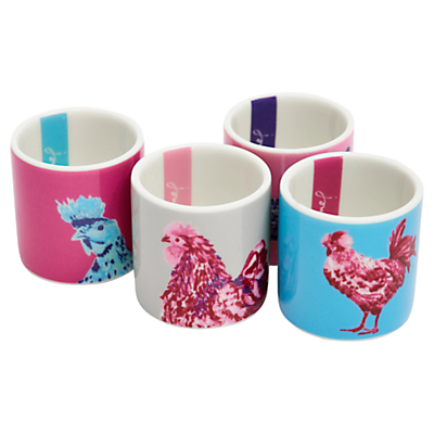 Joules Egg Cups, Set of 4