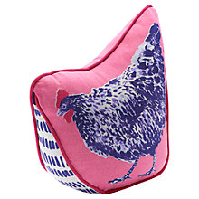 Buy Joules Peggy Henny Hen Doorstop Online at johnlewis.com
