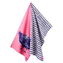 Buy Joules Peggy Tea Towels, Set of 2 Online at johnlewis.com