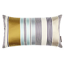 Buy Harlequin Kaledo Cushion, Taupe / Toast / Duck Egg Online at johnlewis.com