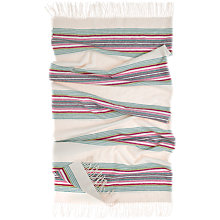 Buy bluebellgray Mallaig Throw Online at johnlewis.com