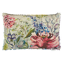 Buy Voyage Spring Garden Cushion Online at johnlewis.com