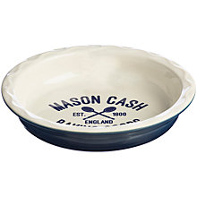 Buy Mason Cash Varsity Pie Dish, 24cm Online at johnlewis.com