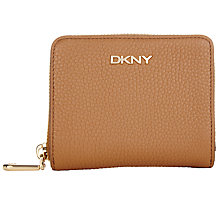 Buy DKNY Tribeca Soft Tumbled Leather Small Carryall Purse Online at johnlewis.com