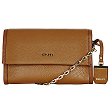 Buy DKNY Tribeca Small Front Flap Across Body Bag Online at johnlewis.com