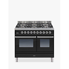 Buy ILVE Roma Dual Fuel Freestanding Range Cooker Online at johnlewis.com