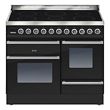 Buy ILVE Roma Induction Freestanding Range Cooker Online at johnlewis.com
