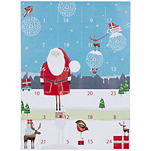 Buy Childrens Chocolate Advent Online at johnlewis.com