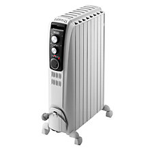 Buy De'Longhi Dragon 4 TRD40820T Oil-Filled Radiator Online at johnlewis.com