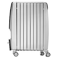 Buy De'Longhi Dragon 4 TRD41025T Oil-Filled Radiator Online at johnlewis.com