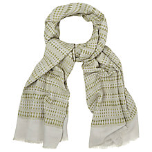 Buy White Stuff Jodie Jacquard Scarf, Multi Online at johnlewis.com