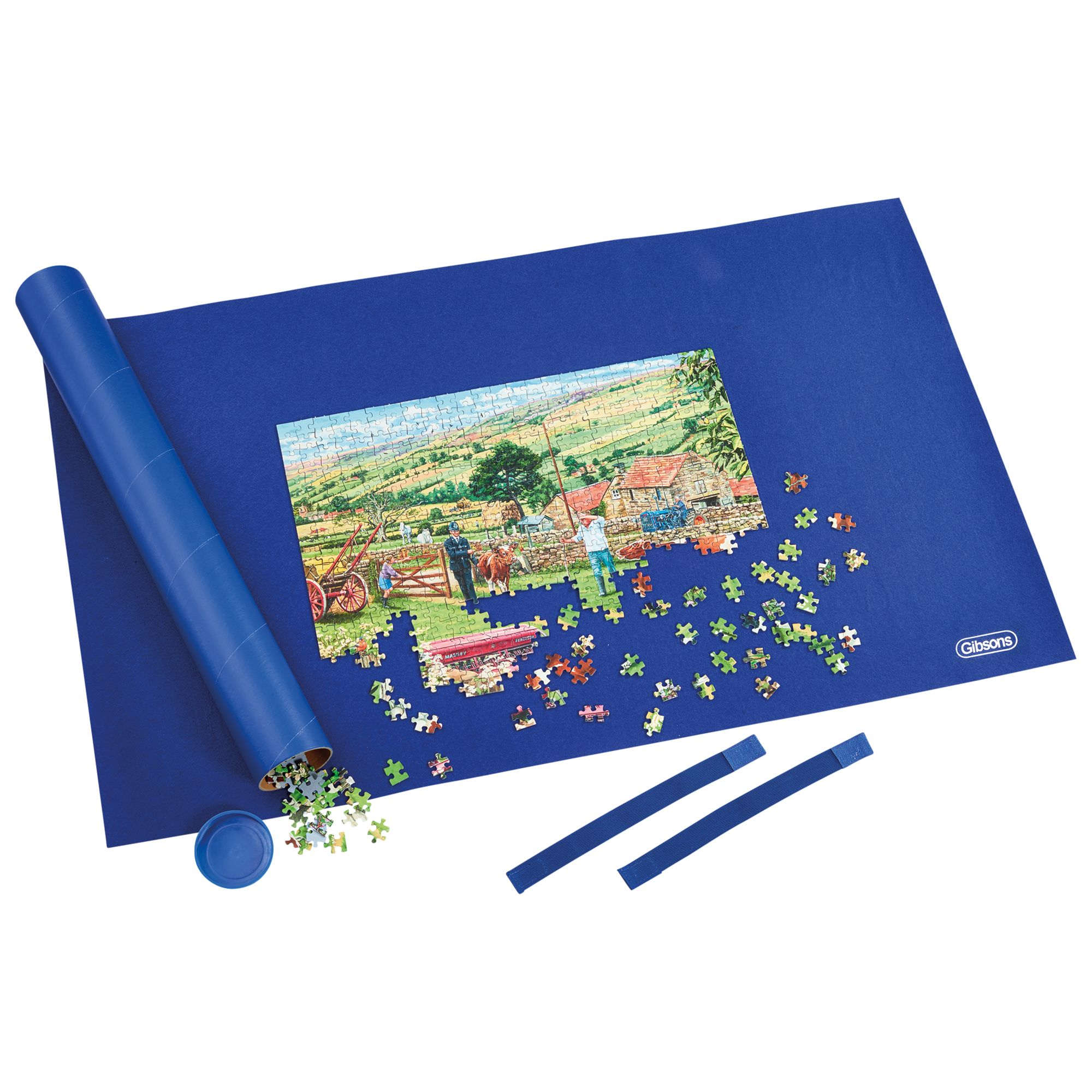 Gibsons Gibsons Puzzle Roll