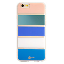 Buy Sonix Bondi Stripe Case for iPhone 6 Plus, Blue/Pink Online at johnlewis.com