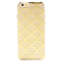 Buy Sonix Lace Case for iPhone 6, Gold Online at johnlewis.com