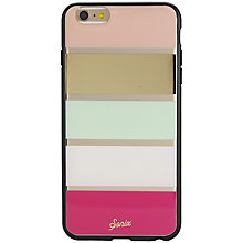 Buy Sonix Summer Stripe Case for iPhone 6 Plus, Pink Online at johnlewis.com