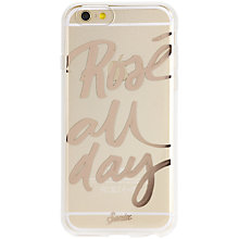 Buy Sonix Rose All Day Case for iPhone 6, Gold Online at johnlewis.com