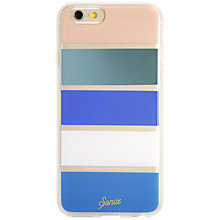 Buy Sonix Bondi Stripe Case for iPhone 6, Blue/Pink Online at johnlewis.com