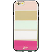 Buy Sonix Summer Stripe Case for iPhone 6, Pink Online at johnlewis.com