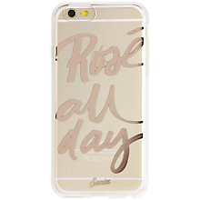 Buy Sonix Rose All Day Case for iPhone 6 Plus, Gold Online at johnlewis.com