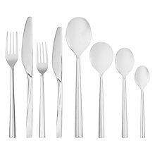 Buy John Lewis Prism Cutlery Set, 44 Piece Online at johnlewis.com