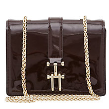 Buy Reiss Dominique Mini Metal Bridge Bag Online at johnlewis.com