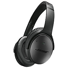 Buy Bose® QuietComfort® Noise Cancelling® QC25 Over-Ear Headphones For Samsung and Android Devices, Special Edition Online at johnlewis.com