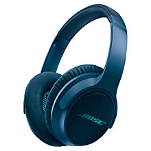 Buy Bose® SoundTrue™ AE II Full-Size Headphones with In-Line Mic/Remote for iOS Devices Online at johnlewis.com