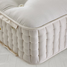 Buy John Lewis Natural Collection Cashmere 16000 Pocket Spring  Zip Link Mattress, Super King Size Online at johnlewis.com