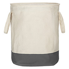 Buy House by John Lewis Pop Up Laundry Hamper Online at johnlewis.com