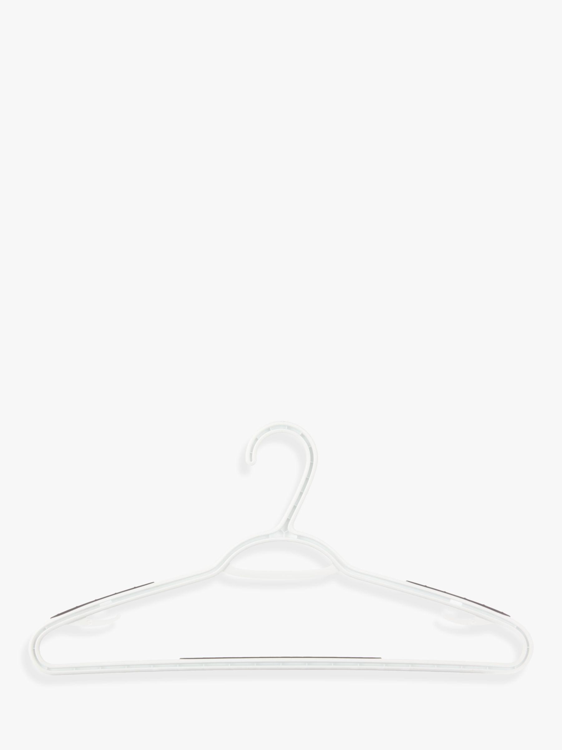 neatfreak neatfreak Nonslip Hangers, Pack of 20