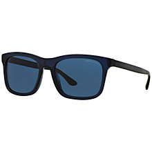 Buy Giorgio Armani AR8066 Square Sunglasses Online at johnlewis.com
