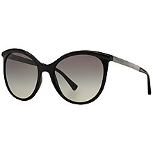 Buy Giorgio Armani AR8070 Round Sunglasses Online at johnlewis.com