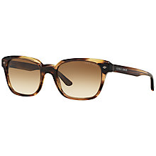 Buy Giorgio Armani AR8067 Rectangular Sunglasses Online at johnlewis.com