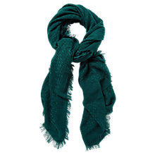 Buy Oasis Textured Scarf Online at johnlewis.com