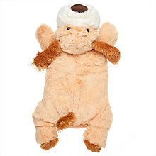 Buy John Lewis Shaggy Dog 1 Litre Hot Water Bottle Online at johnlewis.com