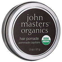 Buy John Masters Hair Pomade, 57g: With Free Gift Online at johnlewis.com