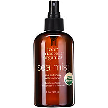 Buy John Masters Sea Mist Sea Salt Spray with Lavender, 266ml: With Free Gift Online at johnlewis.com