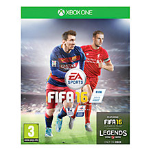 Buy FIFA 16, Xbox One Online at johnlewis.com