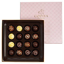 Buy Godiva Mousse Meringue Box, 16 Pieces Online at johnlewis.com
