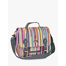 Buy Beau & Elliot Stripe Lunch Satchel Online at johnlewis.com