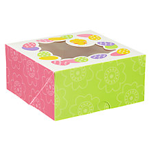 Buy Creative Party Treat Box with Stickers Online at johnlewis.com
