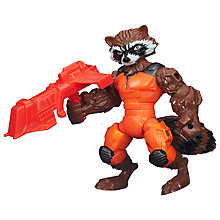 Buy Marvel Superhero Mashers Figure, Rocket Raccoon Online at johnlewis.com