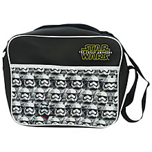 Buy Star Wars Episode VII: The Force Awakens Stormtrooper Courier Bag Online at johnlewis.com