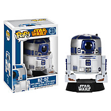 Buy Star Wars Episode VII: The Force Awakens Pop! Vinyl Bobble Head, R2-D2 Online at johnlewis.com