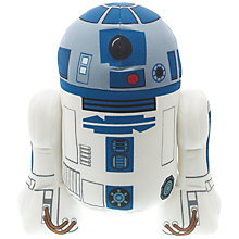 Buy Star Wars Episode VII: The Force Awakens Talking R2-D2 Plush Soft Toy Online at johnlewis.com