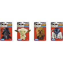 Buy Star Wars Episode VII: The Force Awakens Small Single Talking Plush Toy, Assorted Online at johnlewis.com