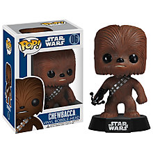 Buy Star Wars Episode VII: The Force Awakens Pop! Vinyl Bobble Head, Chewbacca Online at johnlewis.com