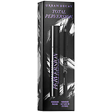 Buy Urban Decay Total Perversion Duo Makeup Gift Set Online at johnlewis.com