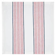 Buy John Lewis Penmayne Stripe Napkins, Set of 4 Online at johnlewis.com