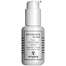 Buy Sisley Phytobuste + Décolleté Intensive Bust Compound, 50ml Online at johnlewis.com